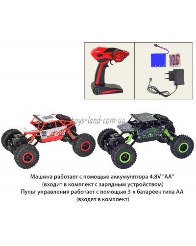 Машина аккум.р/у HB-P1802/P1803 2 цвета, М1:18, в коробке 32*23*18 см