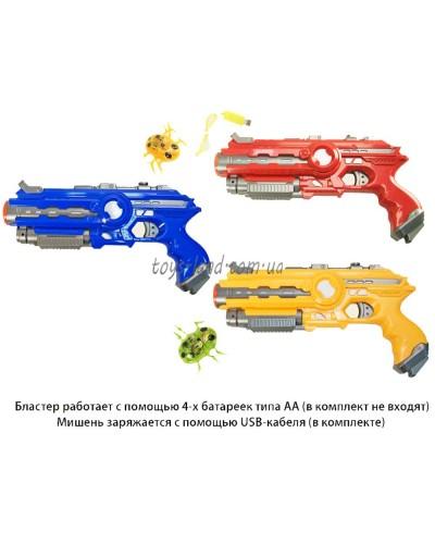 Оружие с мишенью 151101-C  в коробке 53*7*20,5см