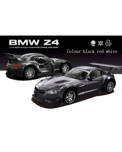 """Машина аккум р/у 866-1412B """"BMW Z4"""",пульт на батар.,в кор 19*8,2*5см"""