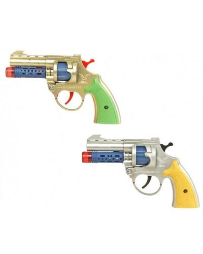 Пистолет под пистоны A4M  в пакете 21*12*4см