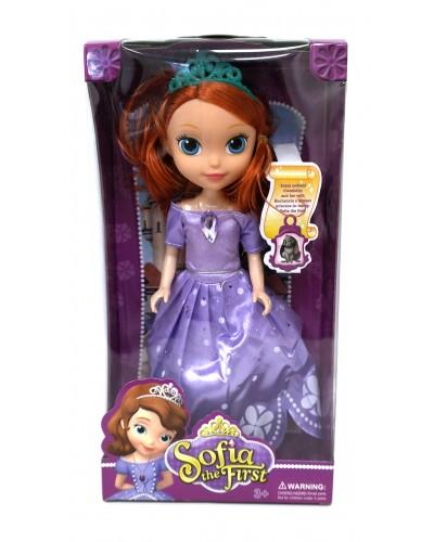 """Кукла """"Sofia"""" 300A/-1 (1453659/60)  2 вида, в кор. 15*7*28 см"""