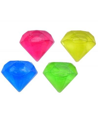 Лизун CL1787 кристал,микс цветов,  36шт в боксе