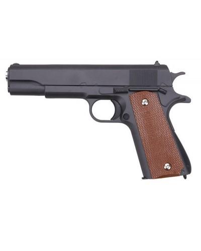 Пистолет 005 пульки,в пакете 23*13см