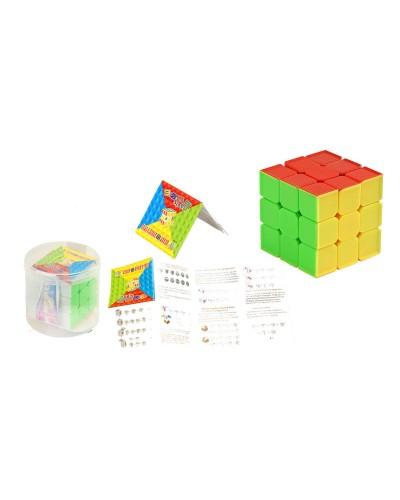 Кубик Рубика 646 для Спидкубинга, размер (6*6*6см), в боксе .8*8,5см