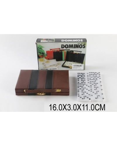 Домино 3896W  в коробке 16*3*11см
