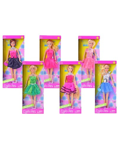 """Кукла """"Defa Lucy"""" 8272  6 видов,с аксесс, в кор.13*6*32см"""