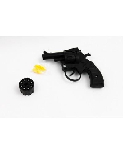 Пистолет 201AB пульки,в пакете 12*10см