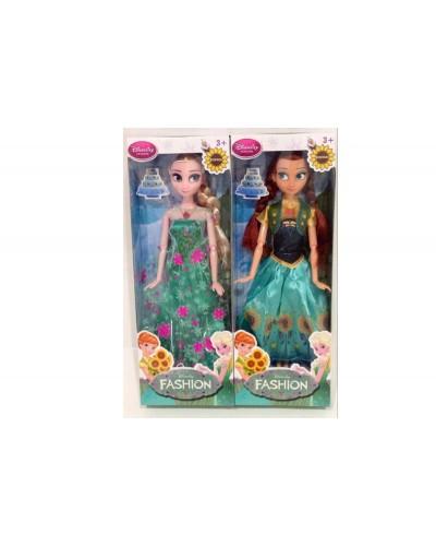 """Кукла """"Frozen"""" 365 2 вида, в кор. 12*33*5см"""