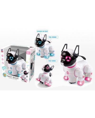 Робот-кошка 8201 батар.,свет,звук,в коробке
