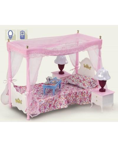 """Мебель """"Gloria"""" 2314 для спальни, в кор. 33*18*6см"""