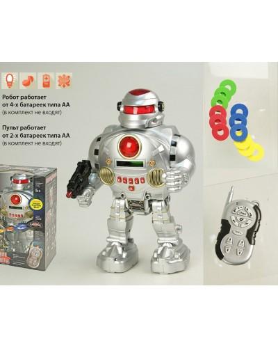 Робот на р/у PLAY SMART 9186 в коробке 21*14*32см