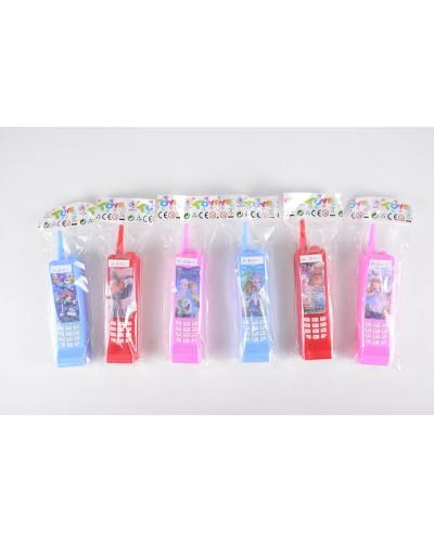 Моб.телефон 8034-1 6 видов, в пакете