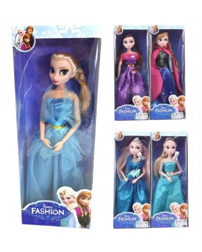 """Кукла """"Frozen"""" YX005 4 вида, в кор. 32,5*12*5см"""