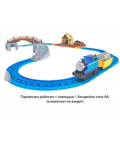 Железная дорога 660-45 батар., в кор. 52*33*9см