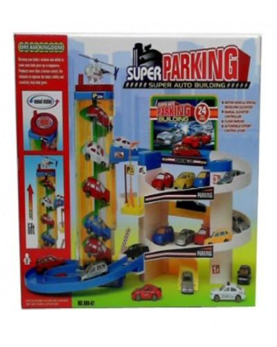 Паркинг 888-61 в коробке