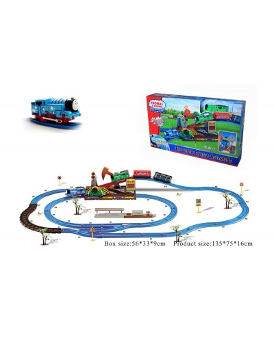Железная дорога батар ТОМАС A46-7 свет, звук, в коробке 56*33*9см