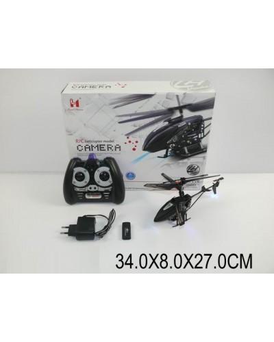 Вертолет аккум.р/у LH1101D 3,5-канальный, с видеокамерой, в коробке 34*8*27см