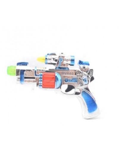 Пистолет муз 3232 в пакете