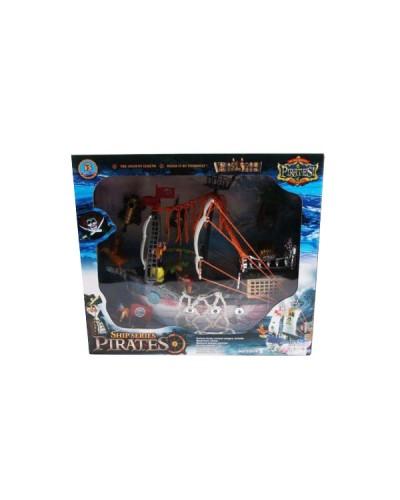 Пиратский набор 50838E в коробке 48*42*18см