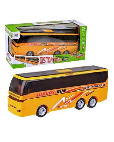 Автобус батар 383-17 в коробке 18*11*7 см