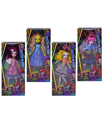 "Кукла ""Monster High""Shriek Wrecked"" MH9361 4 вида, в кор.14,5*5*32см"