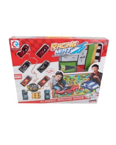Игровой коврик 8289B/C коврик,8 машинок в кор.45,5*6*36,5см