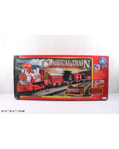 Железная дорога 813-1 батар, в кор 91*42*7 см