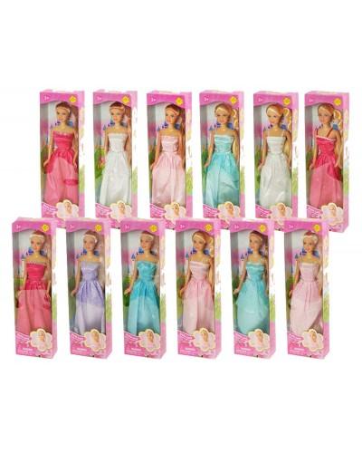 """Кукла """"Defa Lucy"""" 8074 12 видов, в бальном платье, 29см, в кор. 9*5*35см"""