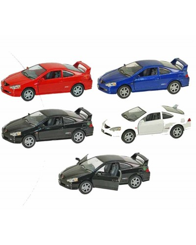 "Машина металл ""KINSMART"" KT5053W ""Honda Integra Type-R"", в коробке 16*8*7см"