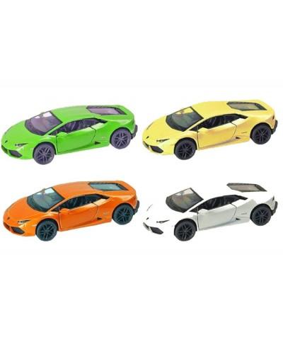 """Машина металл """"KINSMART"""" KT5382W """"Lamborghini Huracan LP610-4"""" в кор. 16*8,5*7см"""