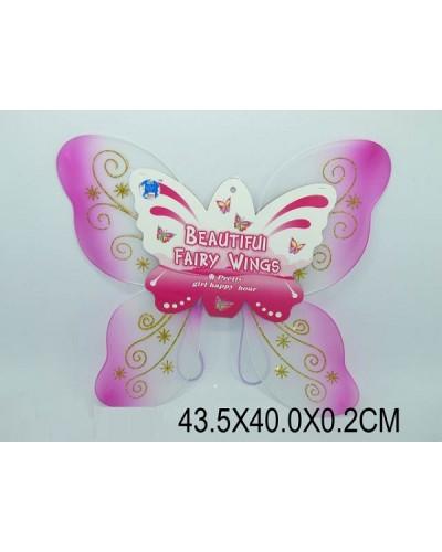 Крылья HD0146 на резиночках, 43,5*40*0,2см