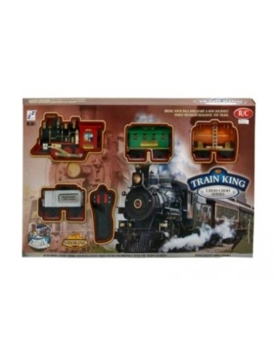 Железная Дорога, 138-1, батар. р/к, в коробке (65*30*6см)