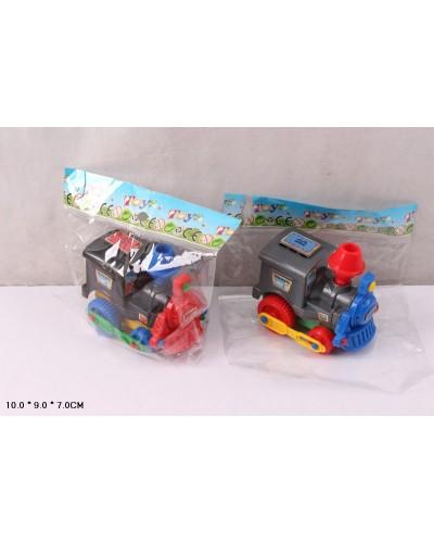 Паровоз  B8001/B8002 в пакете (10*9*7см)
