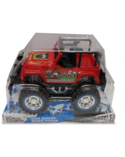 Машина инерц  9951-3A под слюдой 21,5*12*13см