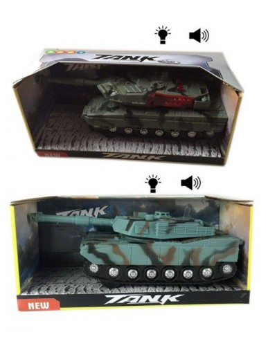Танк батар. 383-21A/22A свет, звук, в коробке