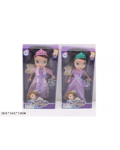 """Кукла """"S"""" S50, 2 вида, муз, в кор. 14*7*28 см"""