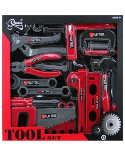 Набор инструментов T218G в коробке 33,5*36*3см