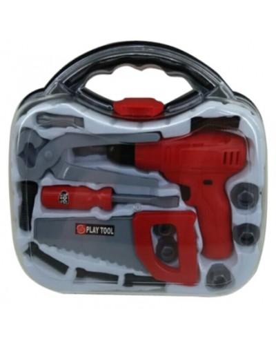Набор инструментов TG206J в чемодане