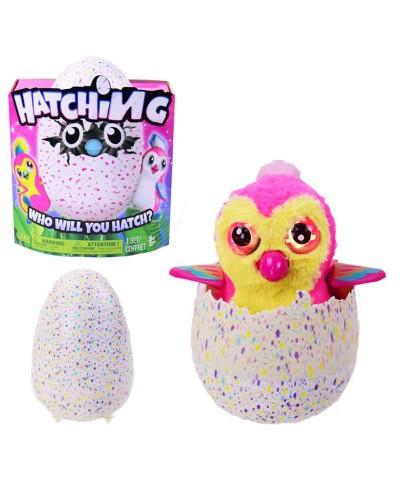 Игровой набор  9950 Интерактивный пингвин в яйце, 5этапов игры, в кор 20*20*10см