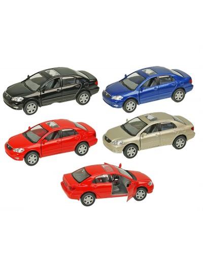 "Машина металл ""KINSMART"" KT5099W ""Toyota Corolla"", в коробке 16*8*7,5см"