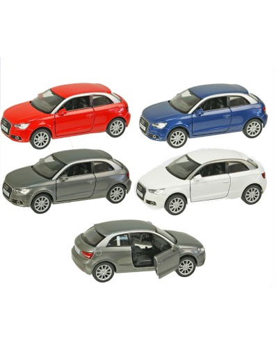 "Машина металл ""KINSMART"" KT5350W ""Audi A1"", в коробке 16*8*7,5см"