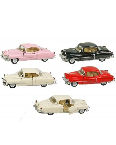 "Машина металл ""KINSMART"" KT5339W ""Cadillac Series 62 Coupe 1953"", в коробке 16*8*7,5см"
