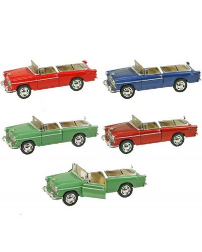 """Машина металл """"KINSMART"""" KT5331W """"Chevy Nomad 1955"""", в коробке 16*8*7,5см"""