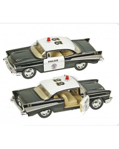 "Машина металл ""KINSMART"" KT5323W ""Chevrolet Bel Air 1937"", в коробке 16*8*7,5см"