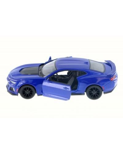 """Машина металл """"KINSMART"""" KT5399W """"2017 Camaro ZL1"""" в коробке 16*8*7,5см"""