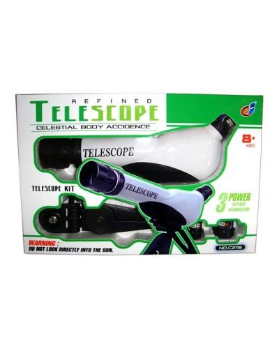 Телескоп C2118 в коробке 29*3,5*20см