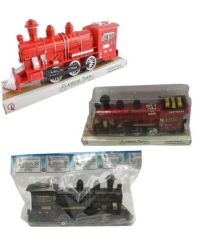 Поезд инерц. 633/538/538B в пакете 28*5,5*15см