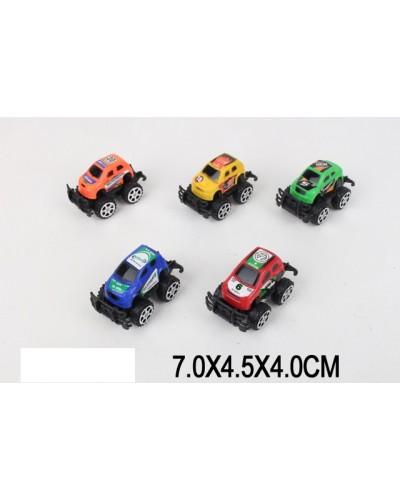 Машина инерц 705-1, 5 видов, в пакете 7*4,5*4см