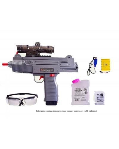 Автомат аккум. с вод.снарядами FU6801 аксесс., в коробке 41*34*6см