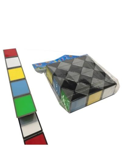 Логика змейка 2536, 36 сегментов, 60см, 9,9*9,9*2,5см